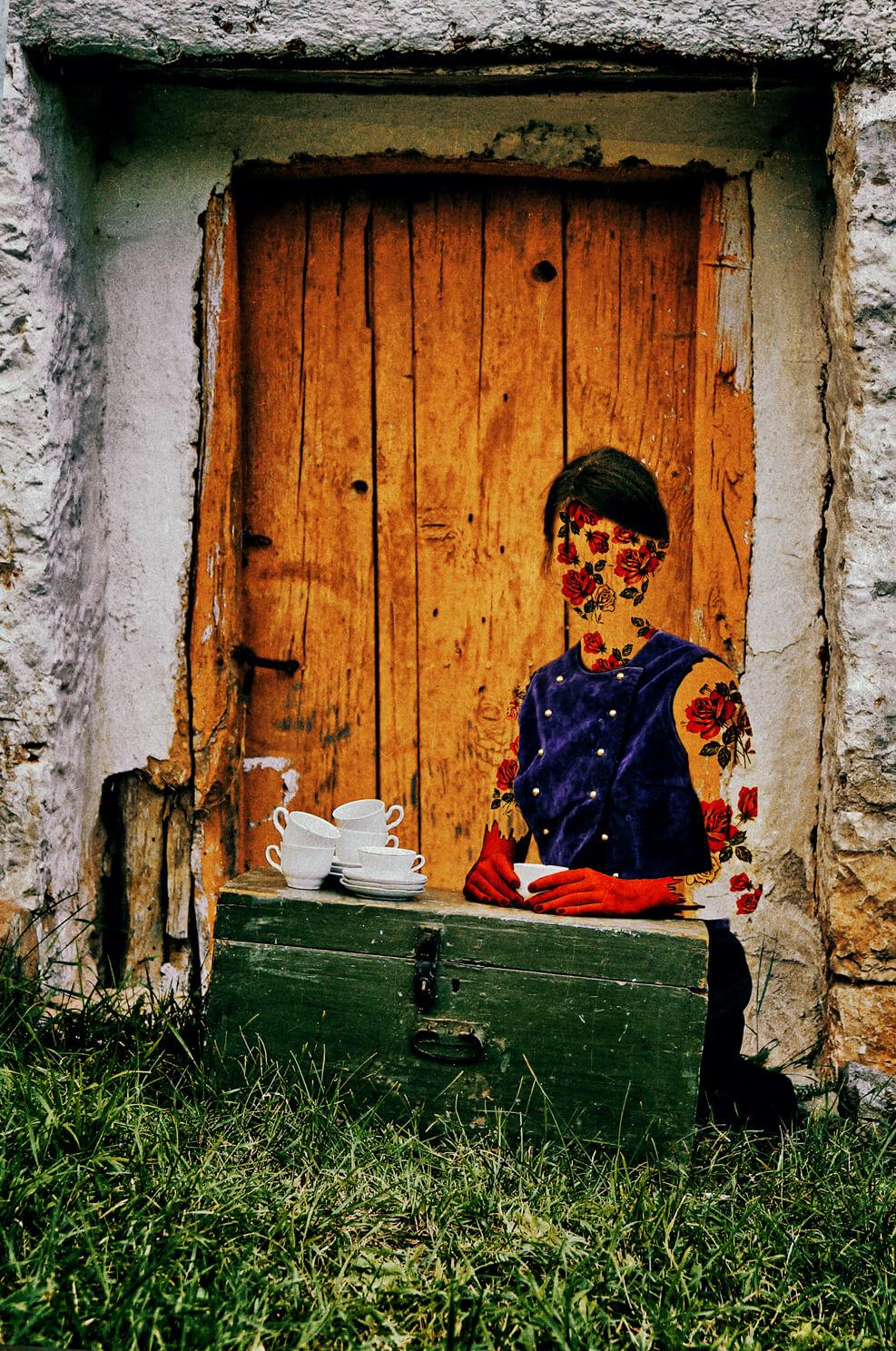 1. Invisible Man - Milana Videnov- Photography